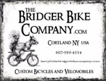 The Bridger Bike Company logo