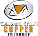 Colorado Cyclist Copper Triangle