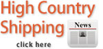 Click HERE for a list of news articles & videos about High Country Shipping