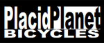 Placid Planet Bicycles logo